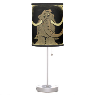 Woolly Mammoth Kids Lamp