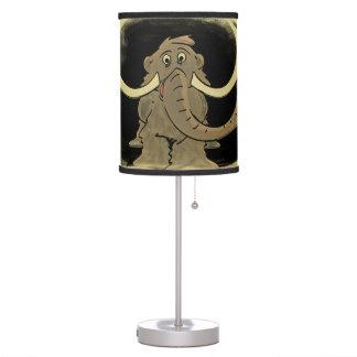 Woolly Mammoth Kids Lamp