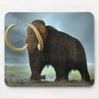 Woolly Mammoth Mod Destiny Mouse Pad