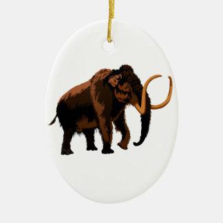 Woolly Mammoth Ornaments