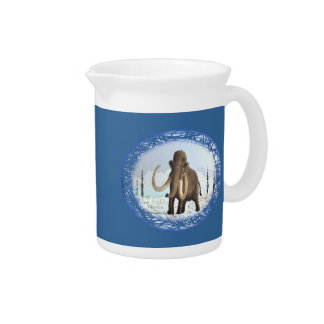 Woolly Mammoth Pitcher
