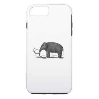 Woolly Mammoth Prehistoric Elephant iPhone 7 Plus Case