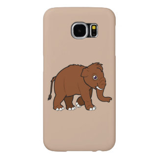 Woolly Mammoth Samsung Galaxy S6 Case