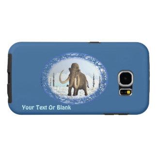 Woolly Mammoth Samsung Galaxy S6 Cases