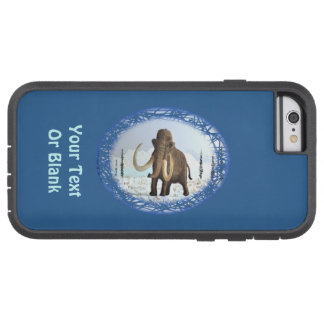 Woolly Mammoth Tough Xtreme iPhone 6 Case