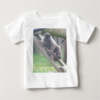 Woolly Monkey T-Shirt, Animals Collection Baby T-Shirt