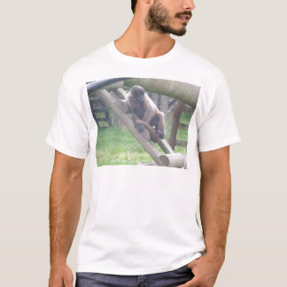 Woolly Monkey T-Shirt, Animals Collection T-Shirt