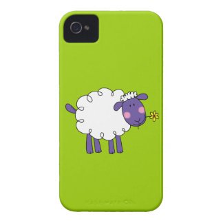 Woolly sheep iPhone 4 Case-Mate case