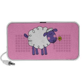 Woolly sheep portable speaker