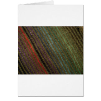 Woolly Stripes Card