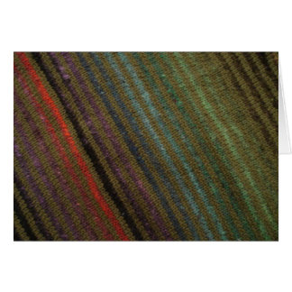 Woolly Stripes Greeting Cards