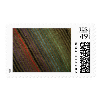 Woolly Stripes Postage Stamps