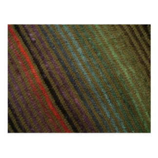 Woolly Stripes Post Cards