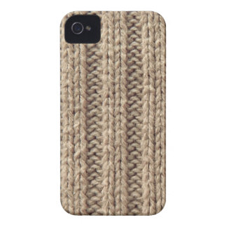 Woolly warmer beige iphone 4S barely case iPhone 4 Covers