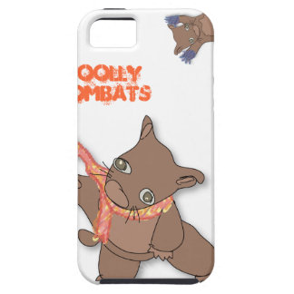 WOOLLY WOMBATS iPhone SE/5/5s CASE