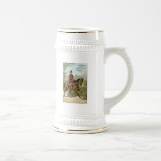 Woolson Spice Co Horse Trading Card Coffee Mugs