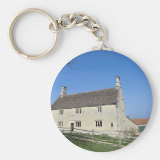Woolthorpe Manor, Home of Sir Isaac Newton Keychain