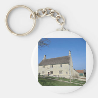 Woolthorpe Manor, Home of Sir Isaac Newton Keychains