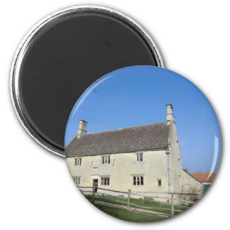 Woolthorpe Manor, Home of Sir Isaac Newton Magnets