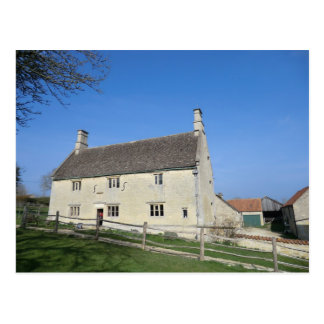 Woolthorpe Manor, Home of Sir Isaac Newton Postcard