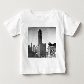 Woolworth Building Lower Manhattan New York City Baby T-Shirt