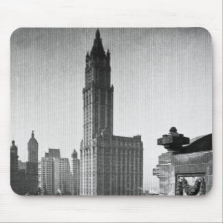Woolworth Building Lower Manhattan New York City Mousepad