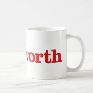 Woolworth Coffee Mug