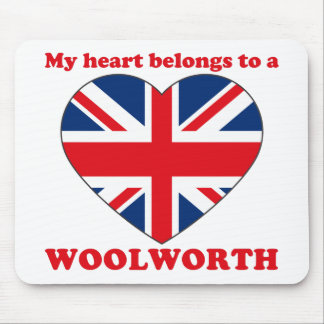 Woolworth Mouse Mat