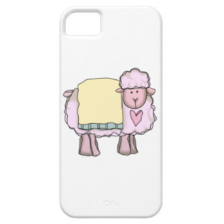 Wooly Lamb iPhone 5 Case