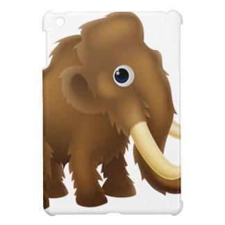 Wooly Mammoth Cartoon iPad Mini Covers