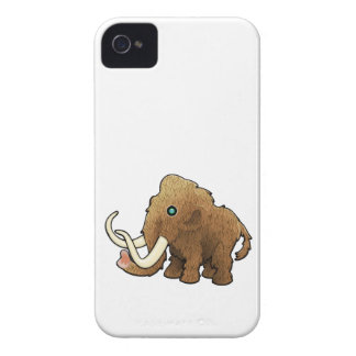 Wooly Mammoth iPhone 4 Case