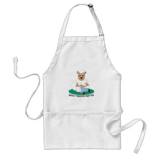 Wooly Sweater Knitter Aprons