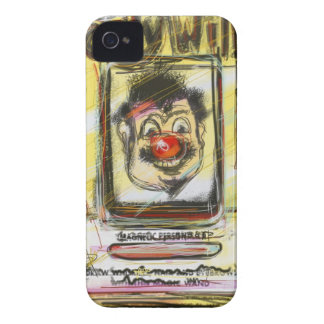 Wooly Willy iPhone 4 Case-Mate Cases