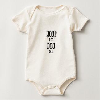 woop de doo da baby bodysuit