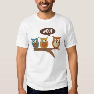 Woot Owls Tees