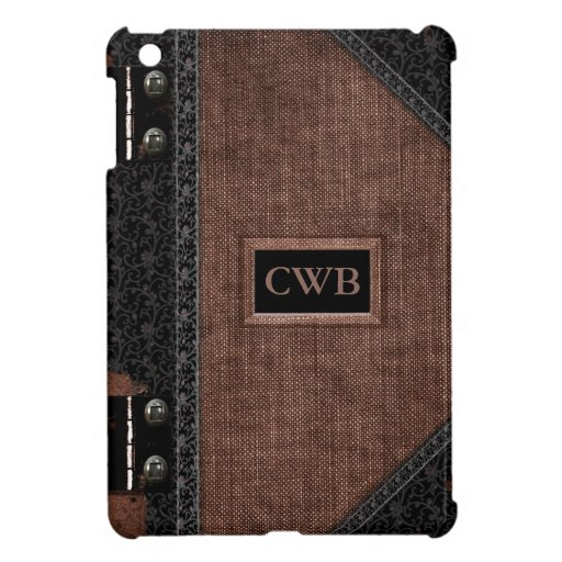 Wopsle Henry  Vintage Old Book Style iPad Mini Case