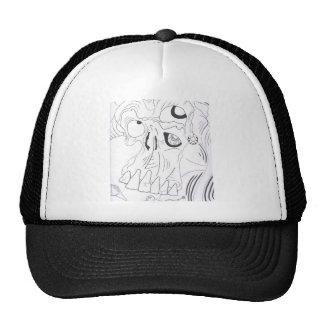 WOR Skull Hat
