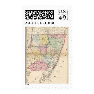 Worcester 2 postage stamp