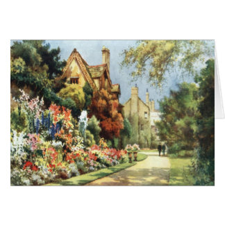 Worcester College Stationery Note Card