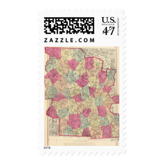 Worcester County Postage