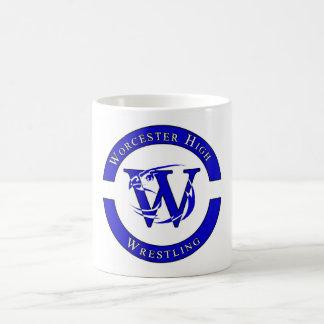 Worcester High Wrestling Coffee Mug