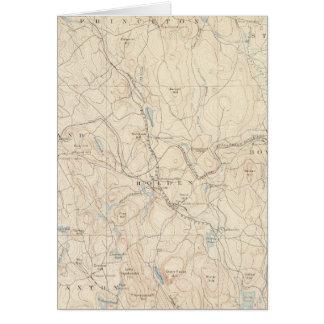 Worcester, Massachusetts Card