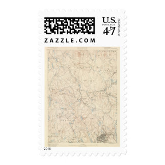 Worcester, Massachusetts Postage