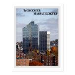 Worcester, Massachusetts Postal
