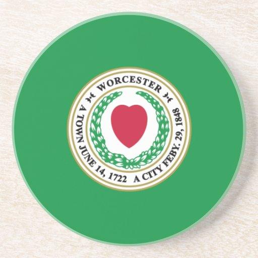 Worcester, Massachusetts, United States Beverage Coasters