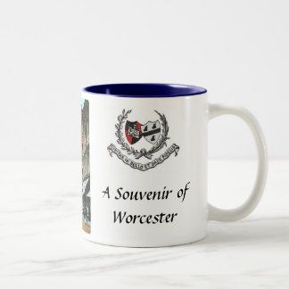 Worcester Souvenir Mug