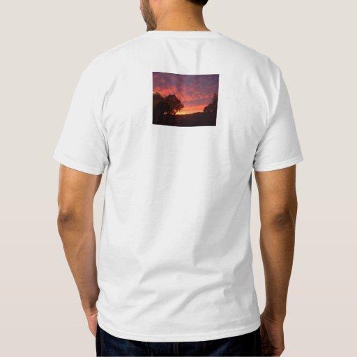 Worcester Sunset T Shirts