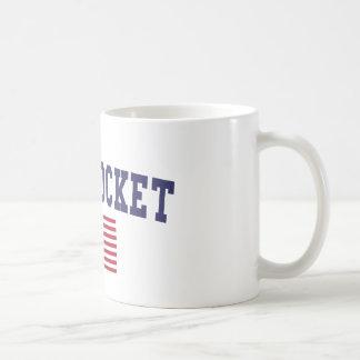 Worcester US Flag Coffee Mug