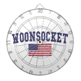 Worcester US Flag Dartboard