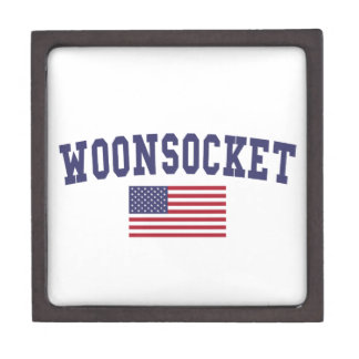 Worcester US Flag Gift Box